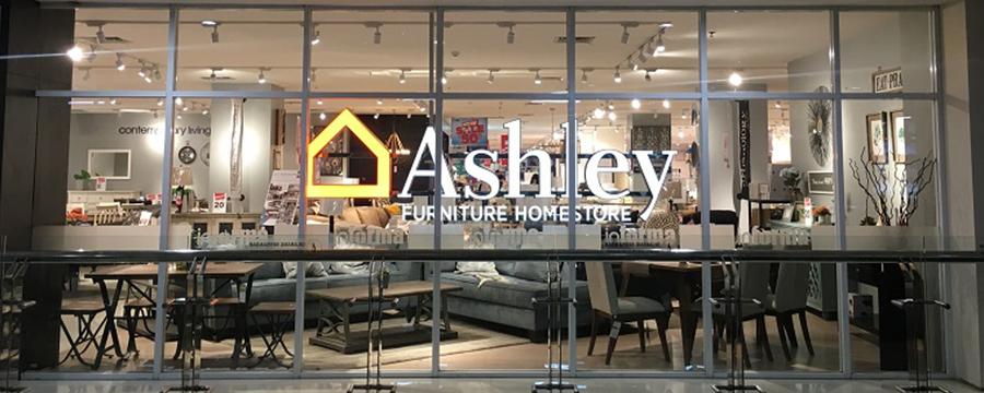 Ashley Furniture Home Opens New In Indonesia
