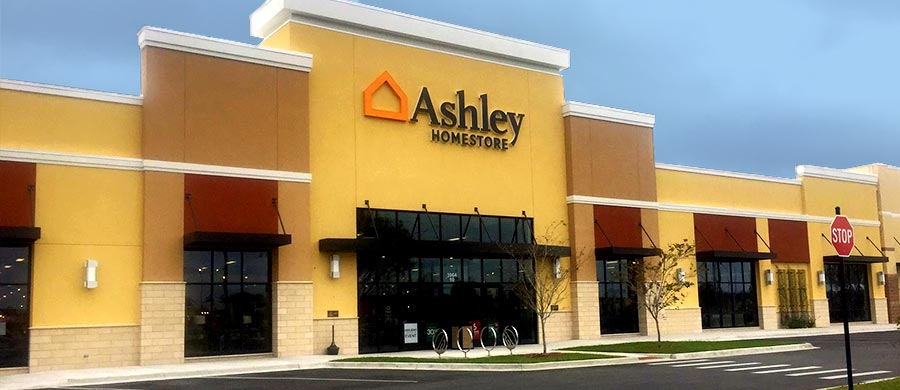 Ashley Homestore Creates Unique Shopping Experience With New Store
