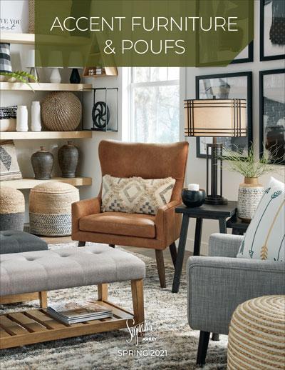 Accent Furniture   Spring 2021