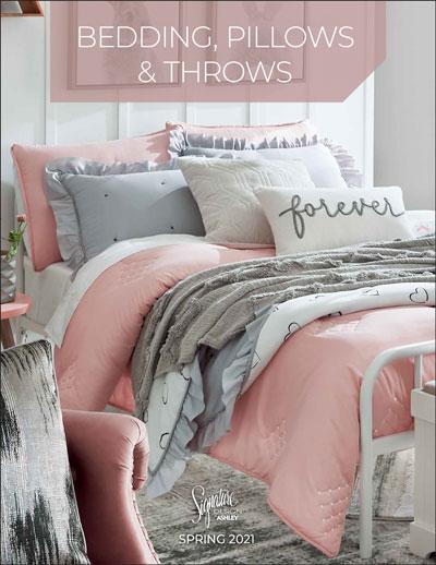 Bedding Pillows & Throws   Spring 2021